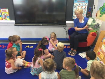 Preschool Classes Begin