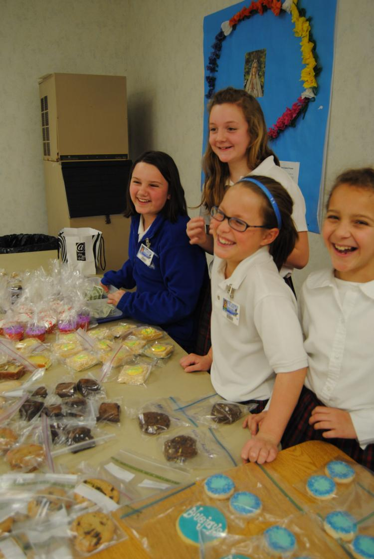 4th Grade Bake Sale