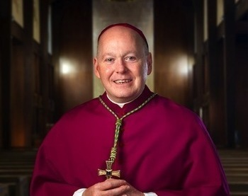 Welcome Most Rev. Brendan J. Cahill, Third Bishop of Victoria