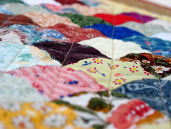 Quilting in the Rectory
