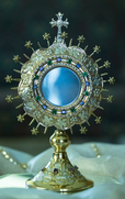Exposition of the Blessed Sacrament -Sts. Peter & Paul