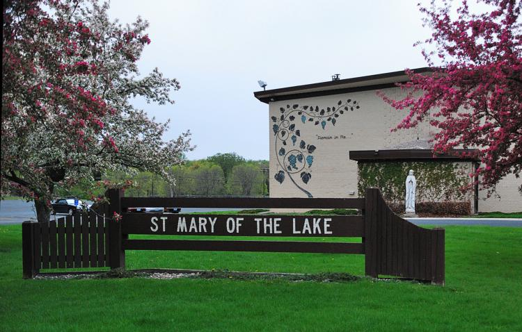 Our Parish St Mary Of The Lake Plymouth Mn