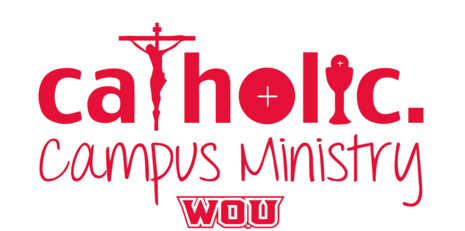 Catholic Campus Ministry WOU Logo