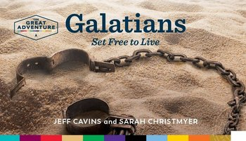 Galatians: Set Free to Live Bible Study