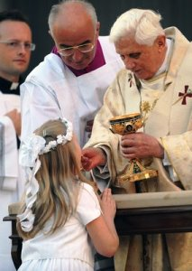 Who Can Receive Communion?