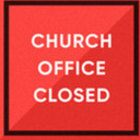 Church Office Closed for Thanksgiving