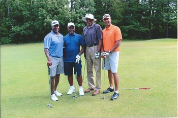 Carrie Kirkpatrick Golf Tournament - 10th Year is a Big Success