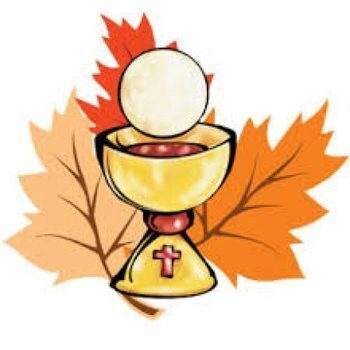 Special Thanksgiving Mass on Wednesday, Nov. 25th at 6:30PM
