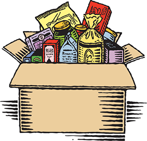 Food Boxes for Seniors