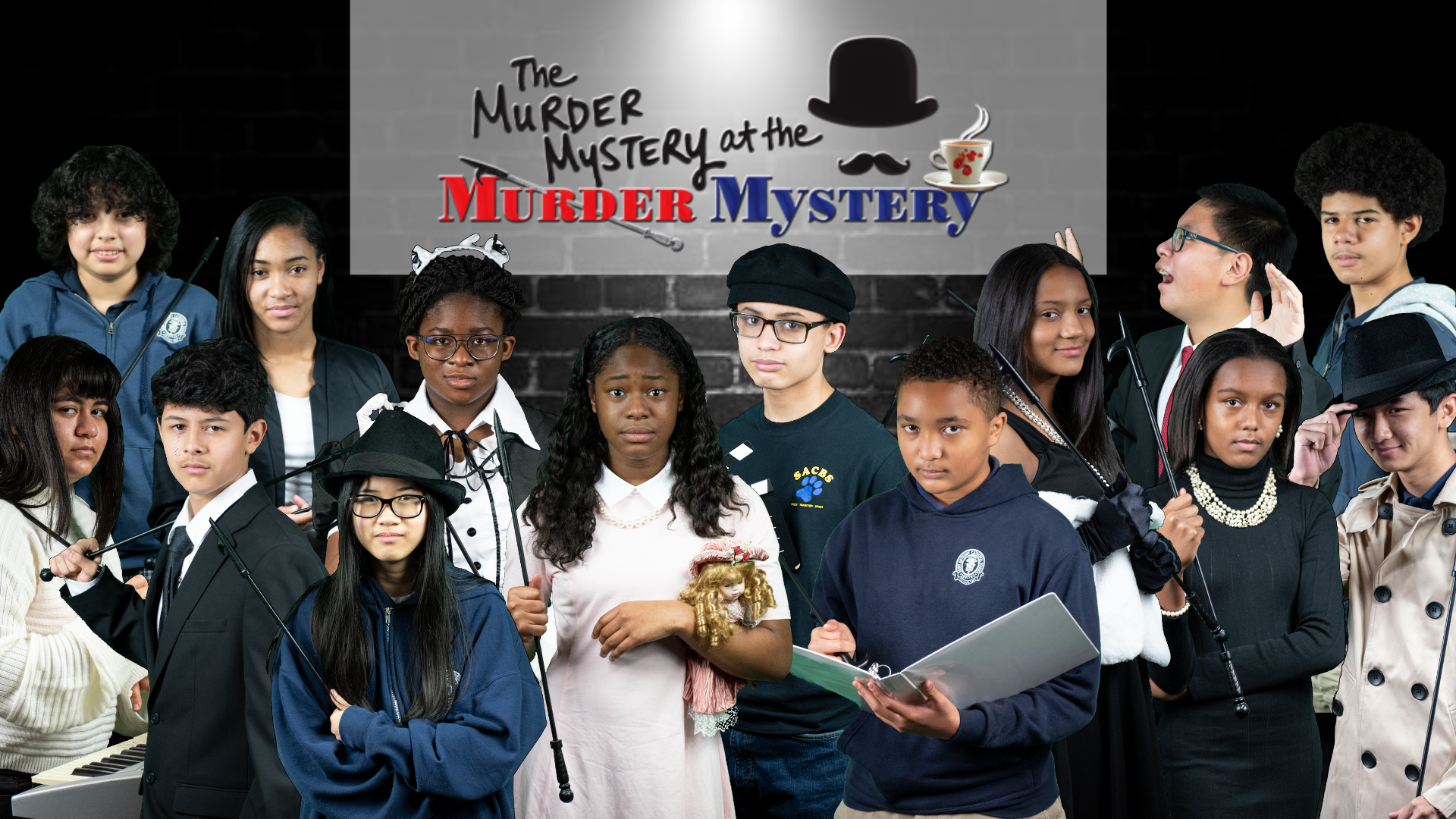 Murder Mystery at the Murder Mystery