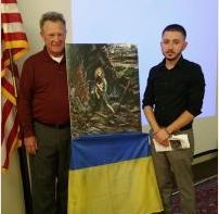Art Auction to Benefit Ukraine- NOW till 2/27 on Facebook site- click here