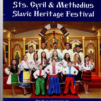 Slavic Heritage Festival at Bayou City Event Center Pavilion- CLICK here for NEW Location MAP!
