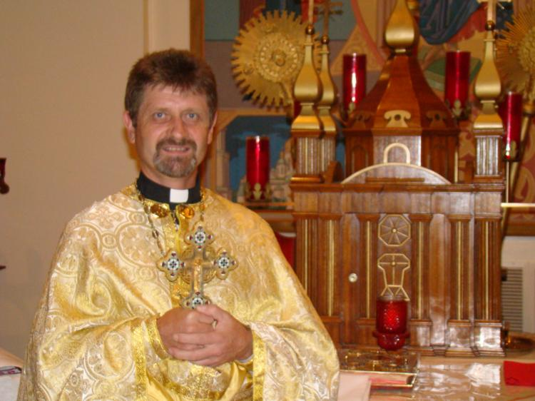 Very Rev. Fr. Mykola Dovzhuk