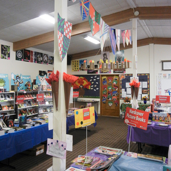 ASSUMPTION SCHOOL BOOK FAIR
