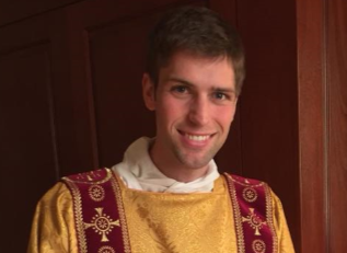 First Mass of Thanksgiving of Fr. Matt Wheeler