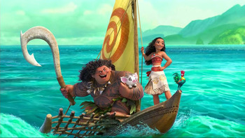 "Knights of Columbus - Movie Knight featuring ""Moana"""