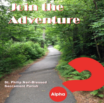 SPN Alpha Faith Adventure