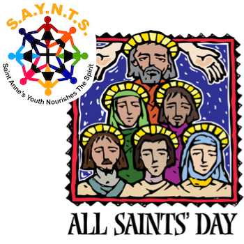 All Saints Party hosted by the S.A.Y.N.T.S.