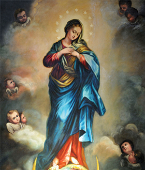 """Vigil"" The Immaculate Conception of the Blessed Virgin Mary ""Mass"""