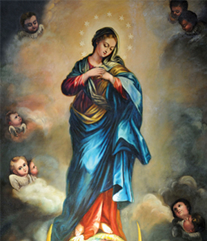 Morning Mass: The Immaculate Conception of the Blessed Virgin Mary