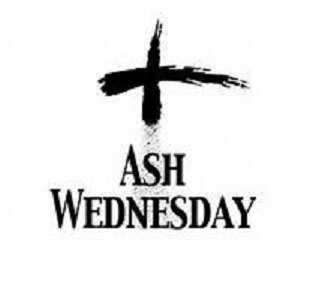 Ash Wednesday: Mass and Ashes