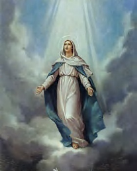 """Mass"" The Assumption of the Blessed Virgin Mary"