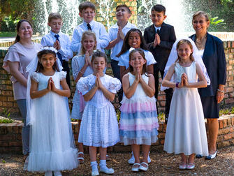 First Communion Pictures are on-line from May 24!