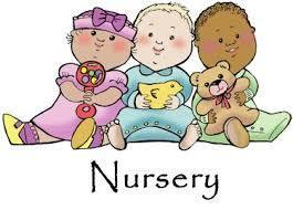 Volunteer in our Nursery!
