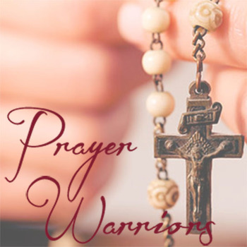 Pink Prayer Warriors