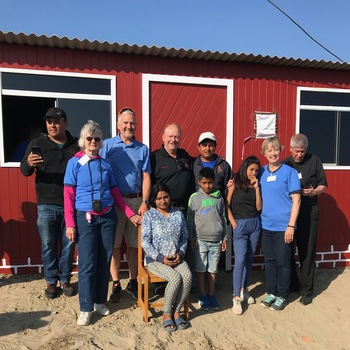 Chimbote Mission Information Meeting