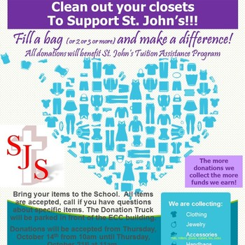 Savers Donation Collection