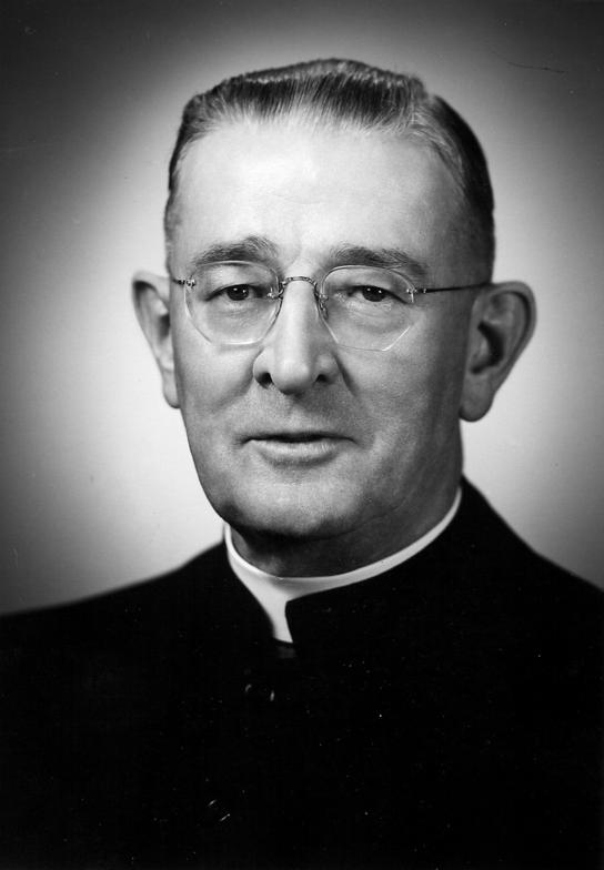 Msgr. Louis O'Day