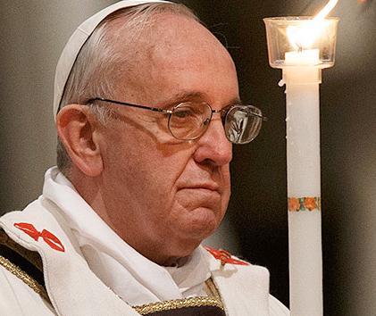 Pope Francis Easter Vigil Homily: Where is your Galilee?