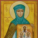 Brunch With St. Macrina the Younger