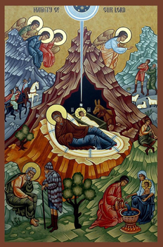 Nativity of Our Lord God and Savior, Jesus Christ