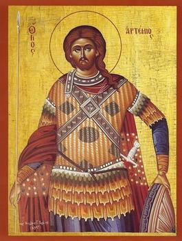 St. Artemius the Great Martyr