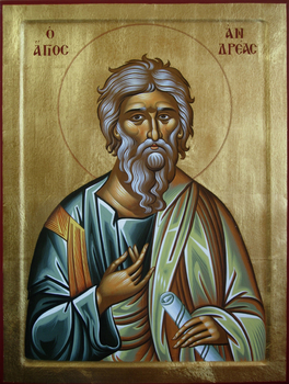 St. Andrew, the First Called-Apostle