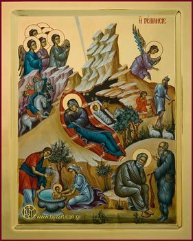 Nativity of Our Lord, God and Savior, Jesus Christ