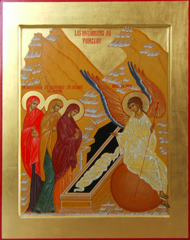 3rd Sunday of Pascha: Ointment Bearers