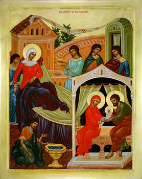 Sunday before the Exaltation of the Cross & the Nativity of the Theotokos