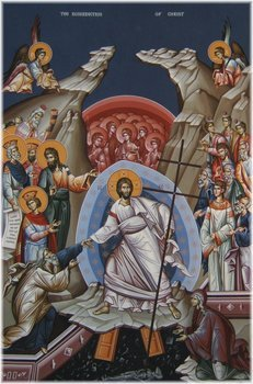 PASCHA: The Resurrection of our Lord, God and Savior, Jesus Christ