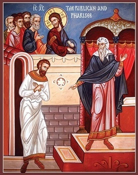 Sunday of Publican and Pharisee