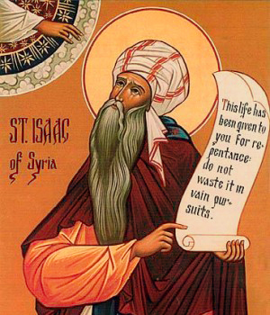 Contemplation with St. Isaac the Syrian