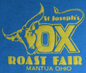 1994 Ox Pocket Logo