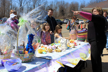 Parish Easter Egg Hunt