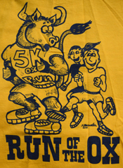 2013 Run of the Ox 5K