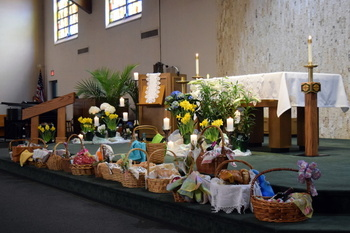 Blessing of Easter Food
