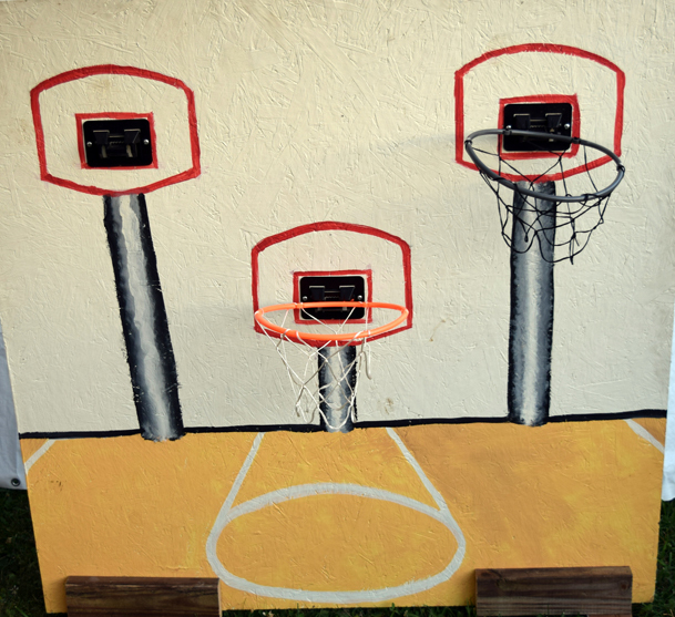 Ox Land - Basketball
