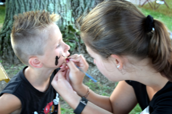 Ox Land - Face Painting