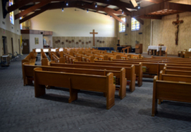 church renovations completed 2019